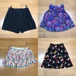 激安‼️レディース スカート パンツ 8点セット
