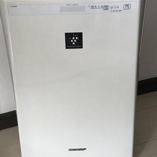 SHARPプラズマクラスター空気清浄機