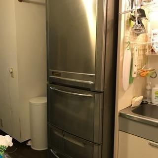 東芝 2004年製 冷蔵庫 あげます