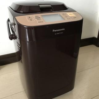 Panasonic ホームベーカリー SD-BMT1001 2016年製