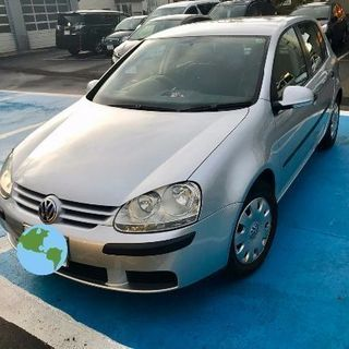 VW ゴルフ 10月5日まで