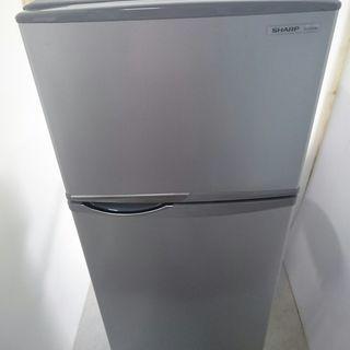 シャープ 118L 冷蔵庫 2011年製 お譲りします
