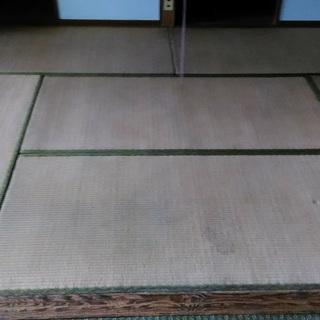 家を解体するので畳を無料であげます。