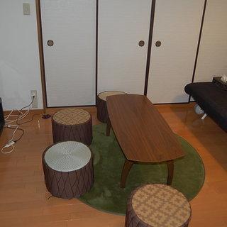 <家具・家電 セット(テレビ・冷蔵庫・ベッド・ダイニングセット 他)>