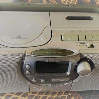 《お買い得!》★CDラジカセ(CD・カセット・ラジオプレイヤー/...