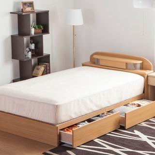シングルベッド ニトリ