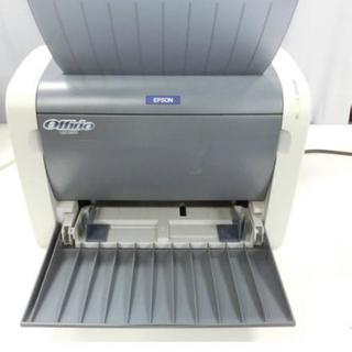 EPSON A4モノクロレーザープリンター