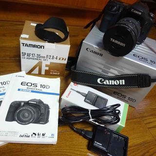 TAMRON AF17-35㎜ カメラレンズ   Canon E...