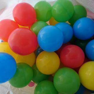 折り畳みボールプール+ボール34個