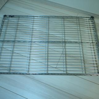 アイリスオーヤマ メタルラック棚板 91cm×61cm