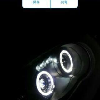 GDB-C .D .E 型用イカリングプロジェクターヘッドライト