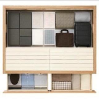無印 セミダブル収納ベッド & 超高密度マットレスセット