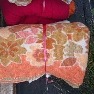 【取引中】毛布