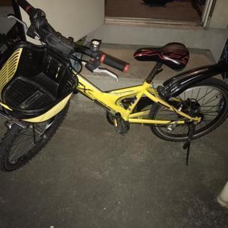 中古/ブリヂストンマウンテンバイク 子供自転車