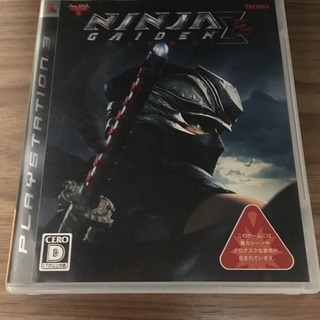 NINJA GAIDEN ΣⅡ ニンジャ ガイデン Σ2 PS3