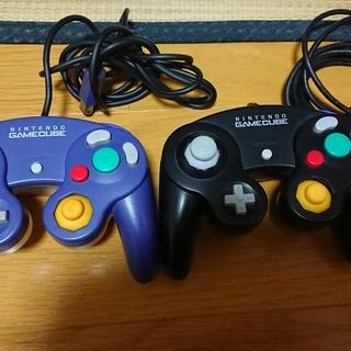 ゲームキューブコントローラー 【2個セット】