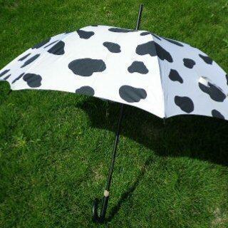 【実費+2,000円】牛柄の傘【not 折りたたみ】