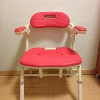 介護用 お風呂イス(折りたたみ式)