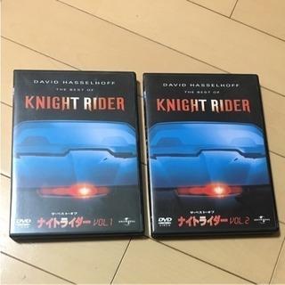 ベスト オブ ナイトライダー vol.1 +vol.2 中古品