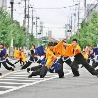 よさこい踊り子募集!!
