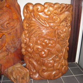 台湾メイド南洋樹彫刻と貴方のアート系作品と交換しませんか? - 売ります・あげます