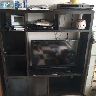 【取引中】テレビボードお譲りします。