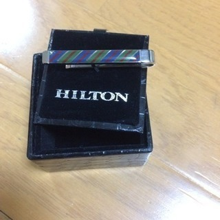 未使用 HILTONのネクタイタイピン