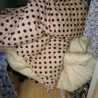 布団の高価買い取り 布団の回収