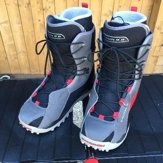 SALOMON スノーボード用 ブーツ