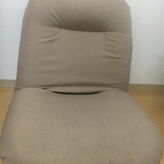 【差し上げます】大きめ座椅子、座り心地良いです★