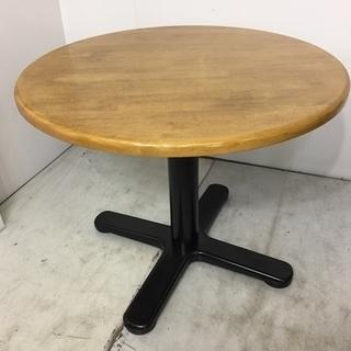 【愛媛県・松山市】オフィス家具 ミーティングテーブル 丸テーブル