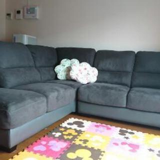 美品のソファー