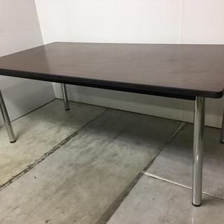 【愛媛県・松山市】オフィス家具 ミーティングテーブル 幅1800mm