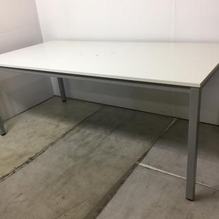 【愛媛県・松山市】オフィス家具 ミーティングテーブル 幅1800mm ②