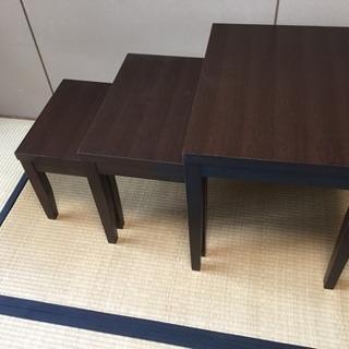 ニトリ ネストテーブル