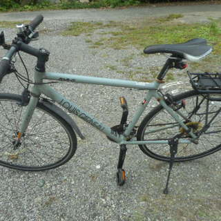 売約済み700×25C クロスバイク 14段ギア