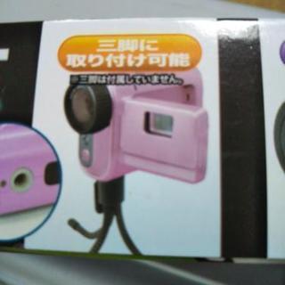 新品ハンディビデオカメラ ゲームセンターで、取得