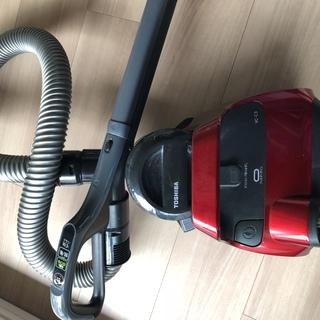 【美品】東芝TOSHIBA 掃除機 サイクロンクリーナー