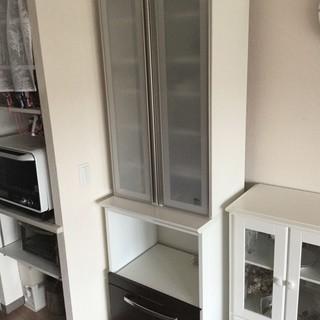 食器棚、レンジ台 日本製