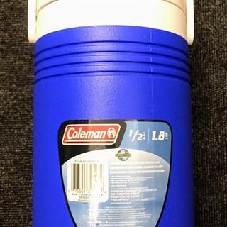 コールマン 1/2ガロン(約1.8L) ジャグ 水筒 ブルー 5...