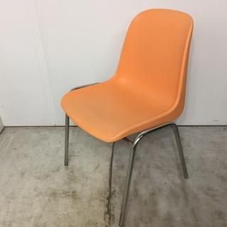 【愛媛県・松山市】オフィス家具 スタッキングチェア