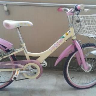 女の子用中古自転車20 インチ