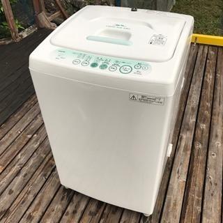 ◆ 2010年製 5キロ 東芝 洗濯機 AW-305 ◆