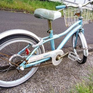 子供自転車18インチ、シナモンロール