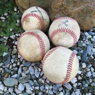 硬式ボール 軟式ボール 1球30円~