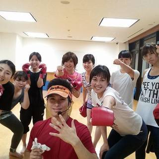 ◆キックボクシング·ダイエット◆代官山・恵比寿◆体脂肪燃焼◆
