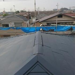 建築屋根、板金工事