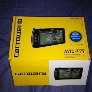 値下げ)カロッツェリア AVIC-T77