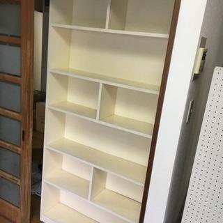 6段木製棚
