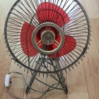 昭和レトロ 卓上扇風機